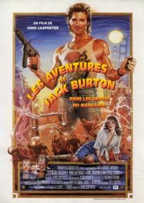 Un film de John Carpenter Avec Kurt Russell, Kim Katrall et Dennis Dun Sortie le 31 janvier par Splendor Films