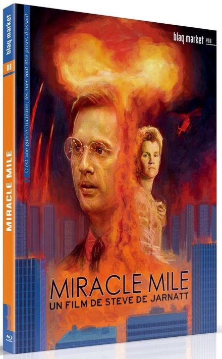 Miracle Mile (1988) Blu-Ray et DVD