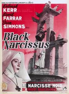Le Narcisse noir poster