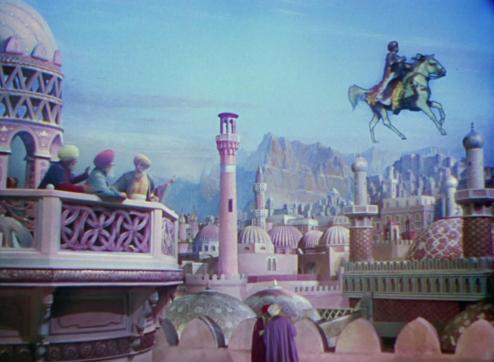 Le Voleur de Bagdad (3)
