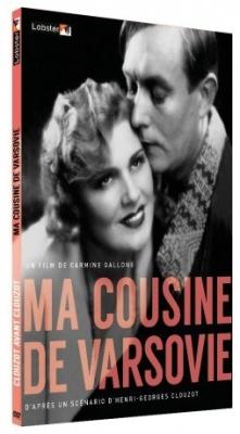 Ma cousine de Varsovie - DVD