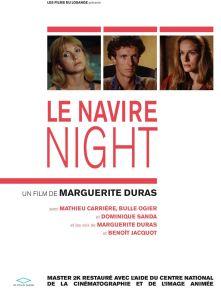 Un film de Marguerite Duras Avec Bulle Ogier, Dominique Sanda et Mathieu Carrière Sortie le 31 janvier par Les Films du Losange