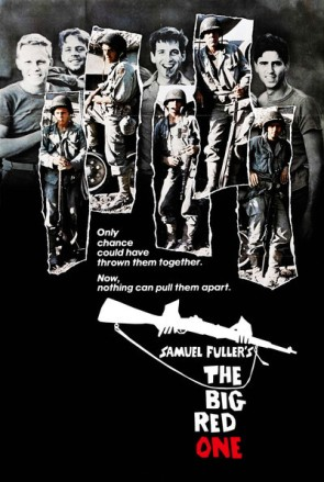 The Big Red One affiche