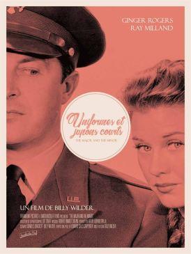 Un film de Billy Wilder Avec Ginger Rogers, Ray Milland et Robert Benchley Sortie le 7 févriier par Swaschbuckler Films