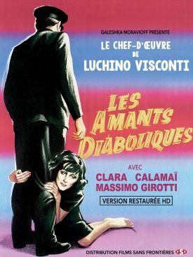 Un film de Luchino Visconti Avec Clara Calamaï, Massimo Girotti et Dhia Cristiani Sortie le 21 février par Films sans frontières