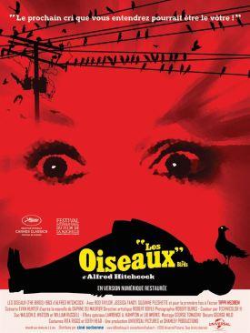 Un film de Alfred Hitchcock Avec Tippi Hedren, Rod Taylor et Suzanne Pleshette Sortie le 28 février par Ciné Sorbonne