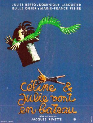 céline et julie poster