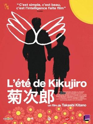 kikujiro affiche