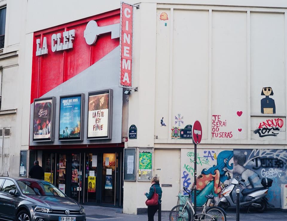 Le Cinéma La Clef
