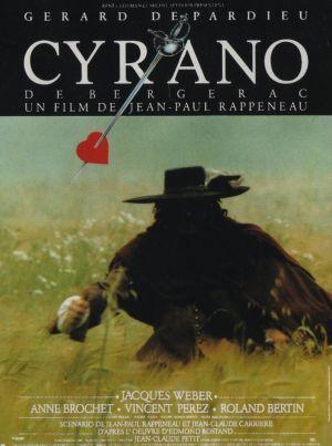 Cyrano de Bergerac - poster