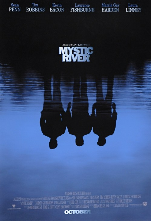 Mistic River - poster