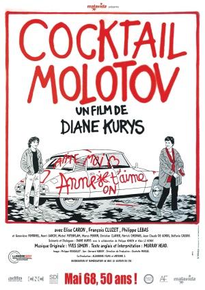Affiche 40x60 Cocktail Molotov -HD-001