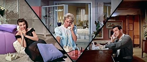 Pillow Talk (1959) Rock Hudson and Doris Day