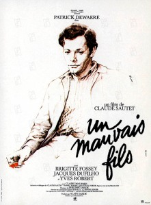 Un mauvais fils 1980 rŽal. : Claude Sautet Collection Christophel
