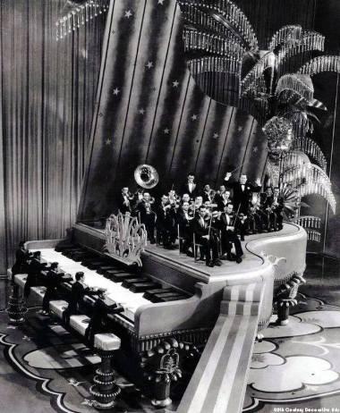 féérie du jazz piano